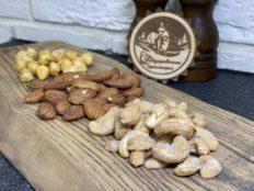 Орехи, фисташки, арахис